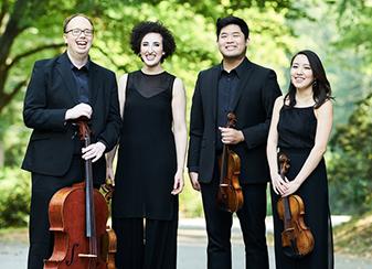 Verona Quartet – Visiting Artist Series – Events and Announcements