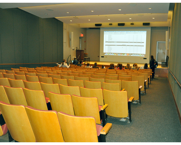 Image of Paresky Auditorium