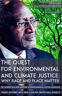 The Quest for Environmental and Climate Justice: Why Race and Place Matter