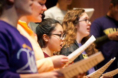 Williams Chamber Choir