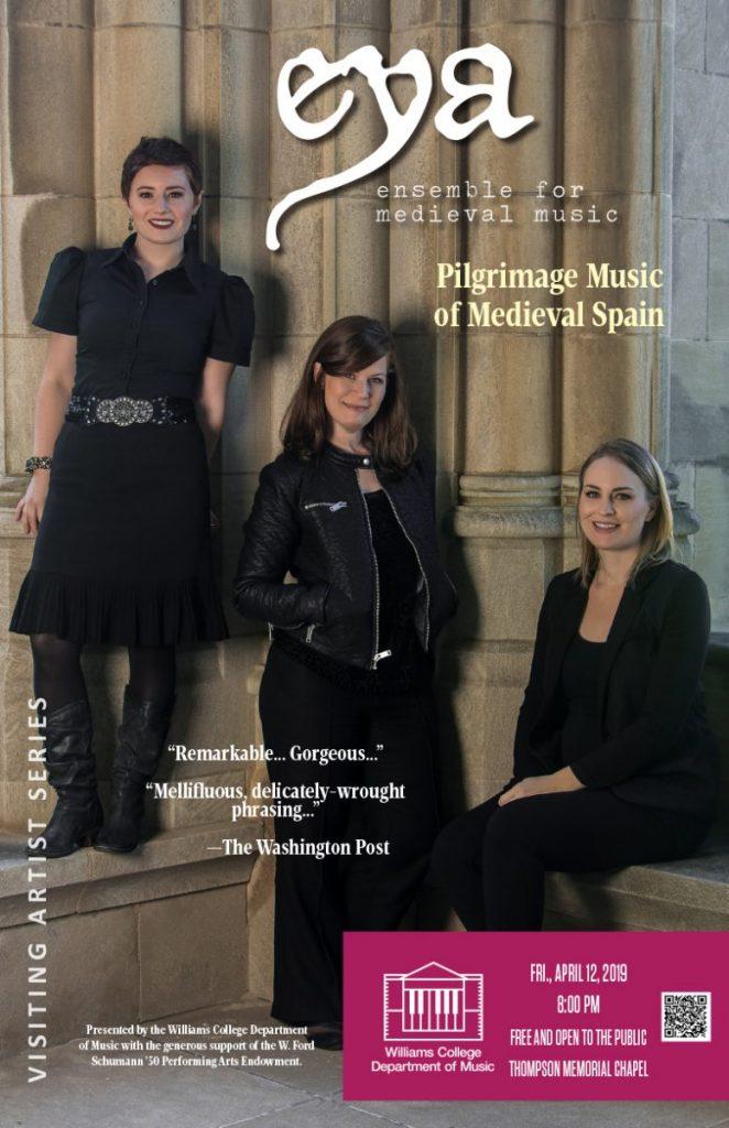 Eya Ensemble - Visiting Artist Series