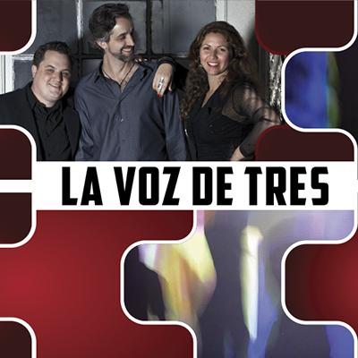 La Voz de Tres - Visiting Artist Series