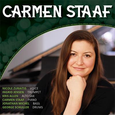 Carmen Staaf Sextet - Visiting Artist Series