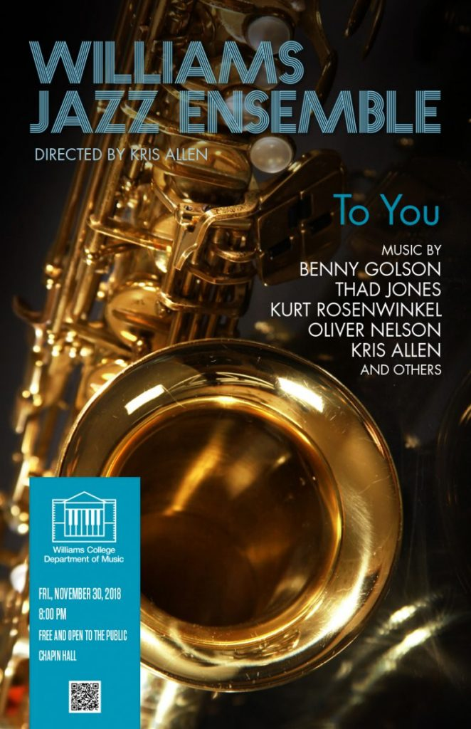 Williams Jazz Ensemble
