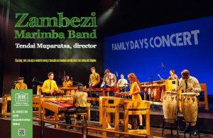 Zambezi Marimba Band - Family Days Concert