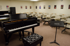 Image of Bernhard Music Center, room 30
