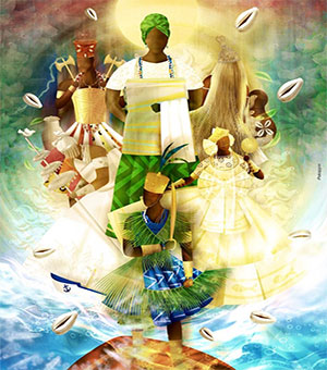 Ancestors, Art and Black Ritual Diasporas
