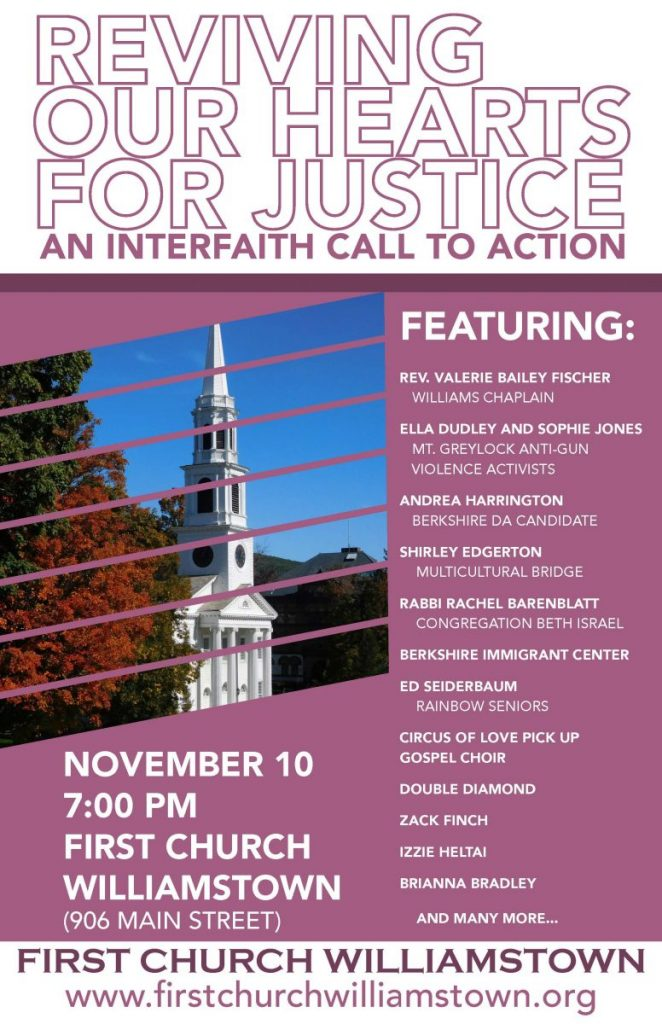 Reviving Our Hearts for Justice: An Interfaith Call to Action