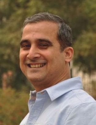 Dr. Azim Khan, Academic Director for India: Public Health, Gender, and Community Action program