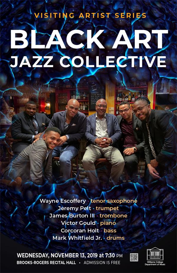 Black Art Jazz Collective - Visiting Artist Series