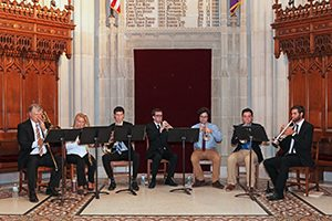 CANCELED - Brass Ensemble