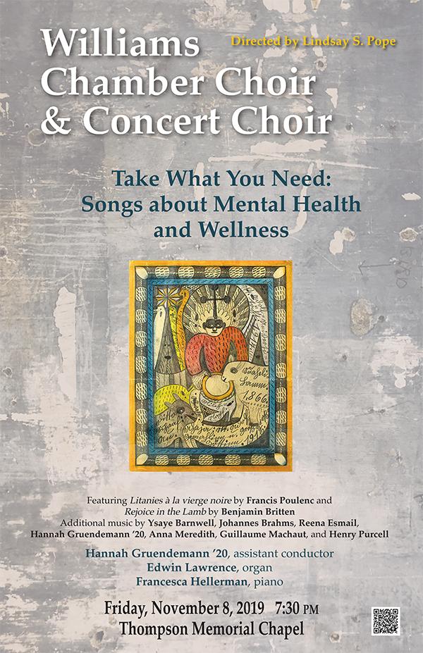 Concert Choir & Chamber Choir