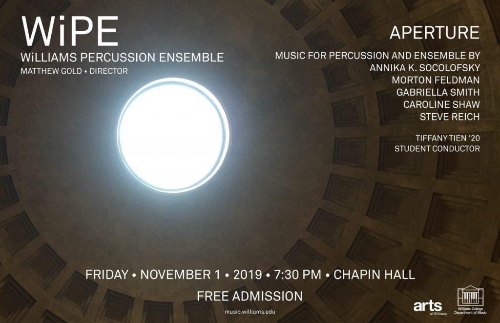 Williams Percussion Ensemble