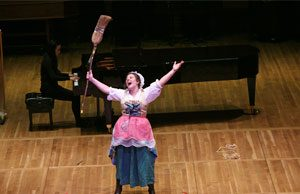 Williams Opera Workshop Auditions