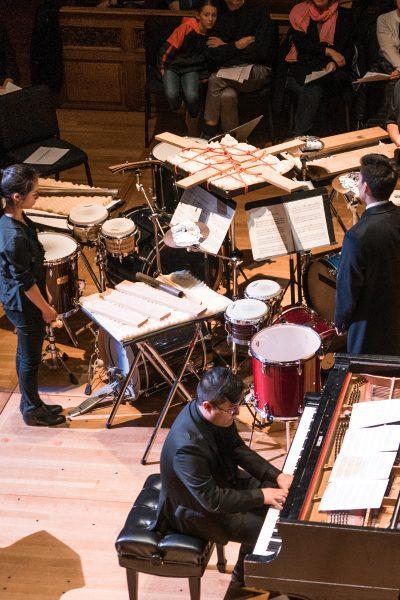 CANCELED - Williams Percussion Ensemble