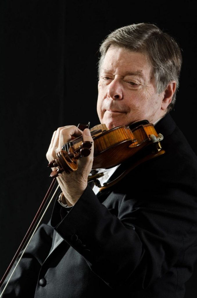 Master Class - Prof. Yair Kless, violin - Visiting Artist Series