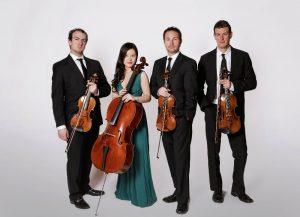 Master Class - Euclid Quartet - Visiting Artist Series