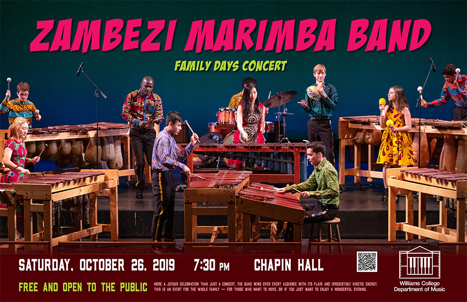 Zambezi Marimba Band - Family Days Concert