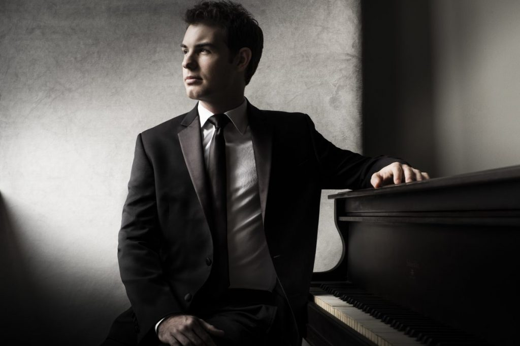 Master Class - Drew Petersen, piano - Visiting Artist Series
