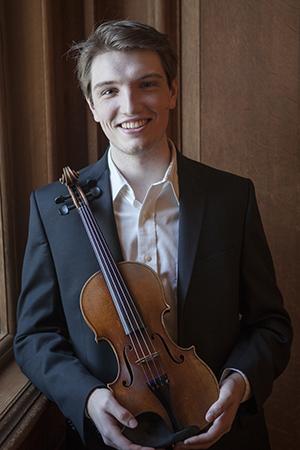 CANCELED - Jeffrey Pearson '20, violin