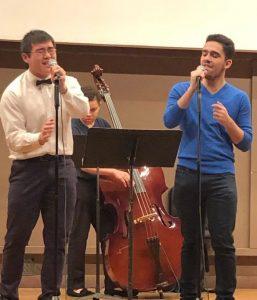 Jazz Voice Studio Recital