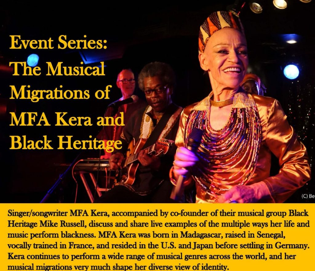 The Musical Migrations of MFA Kera and Black Heritage - 10/16