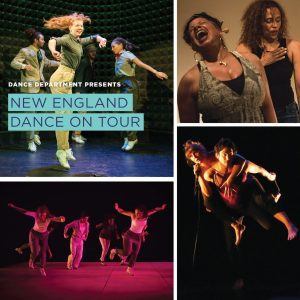 New England Dance on Tour with guest choreographer Erica Dankmeyer