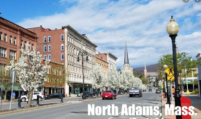 Planning North Adams:Envisioning a Multimodal City, Environmental Planning Student Presentation
