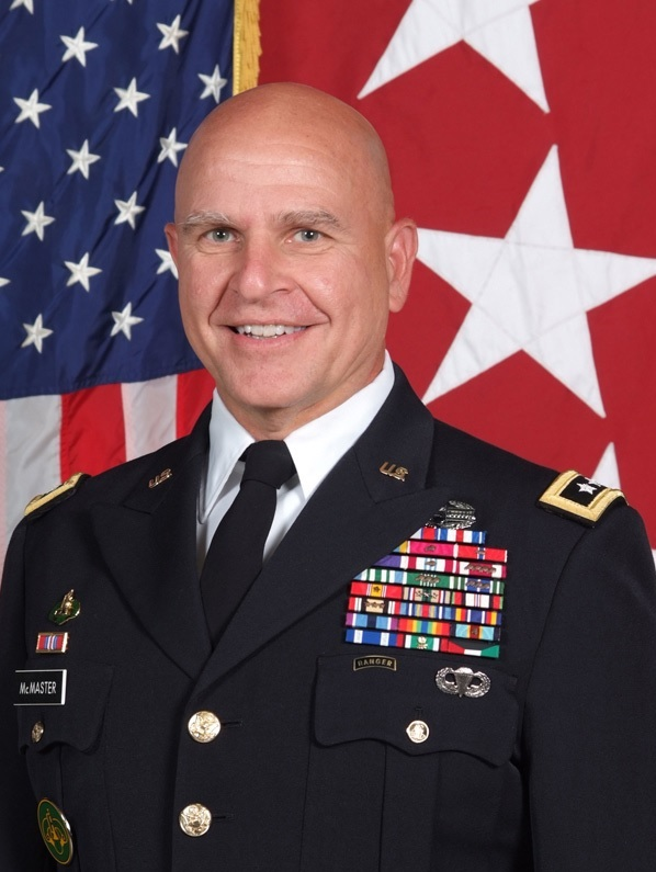 Canceled: Lieutenant General H.R. McMaster on U.S. Grand Strategy