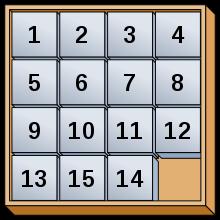 An Algebraic Approach to the 15-Puzzle by Elvira Alonso-Rivera '20, Mathematics Colloquium