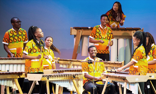 CANCELED - Maru-a-Pula Marimba Band