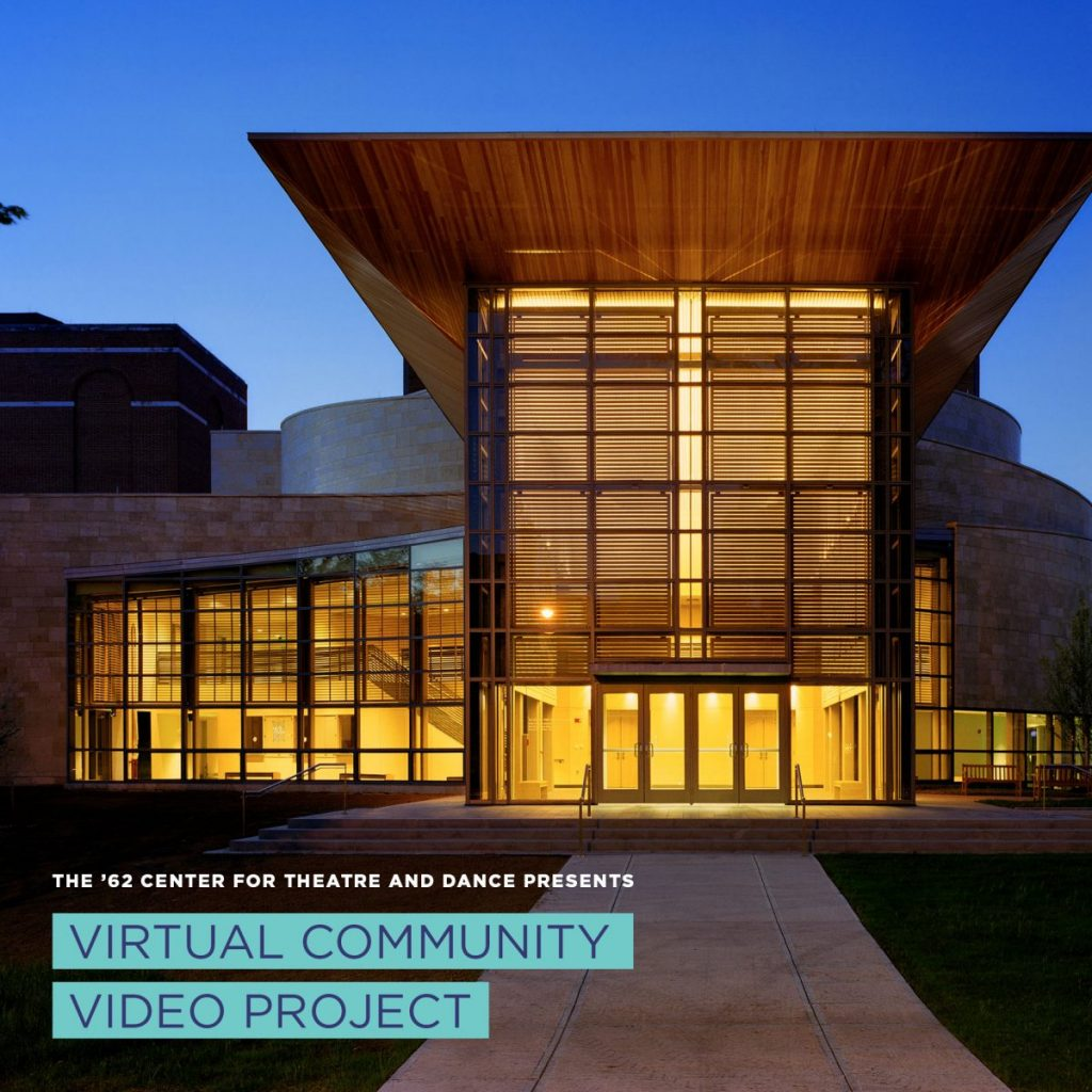 '62 Center Virtual Community Video Project: What Does Community Mean to You?