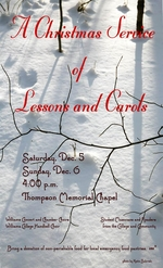 Service of Lessons and Carols II