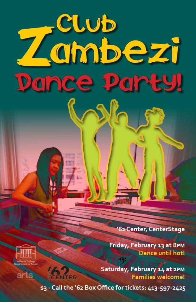 Club Zambezi Dance Party!