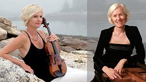 Streamed Faculty Recital - Joanna Kurkowicz, violin; Doris Stevenson, piano