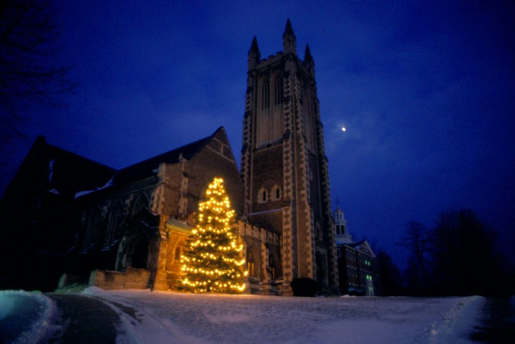 A CHRISTMAS SERVICE OF LESSONS AND CAROLS 2020