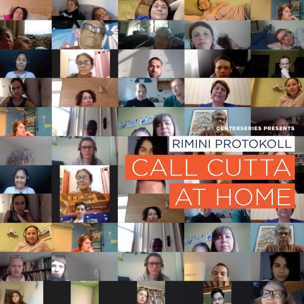 """Rimini Protokoll, """"Call Cutta at Home"""""""