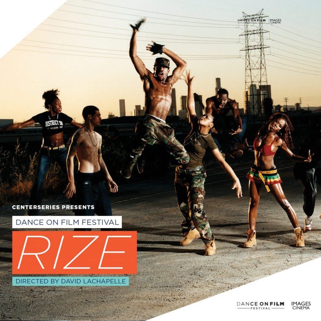 "Conversation with David LaChapelle, director of ""Rize"" & Dr. Shamell Bell"