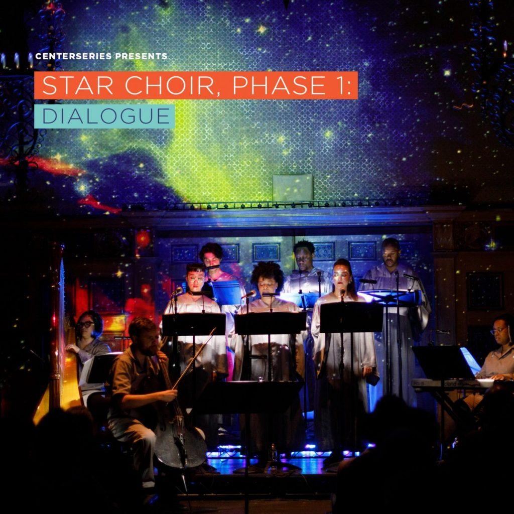 "Malik Gaines & Alexandro Segade: ""Star Choir"" Phase 1: Dialogue"
