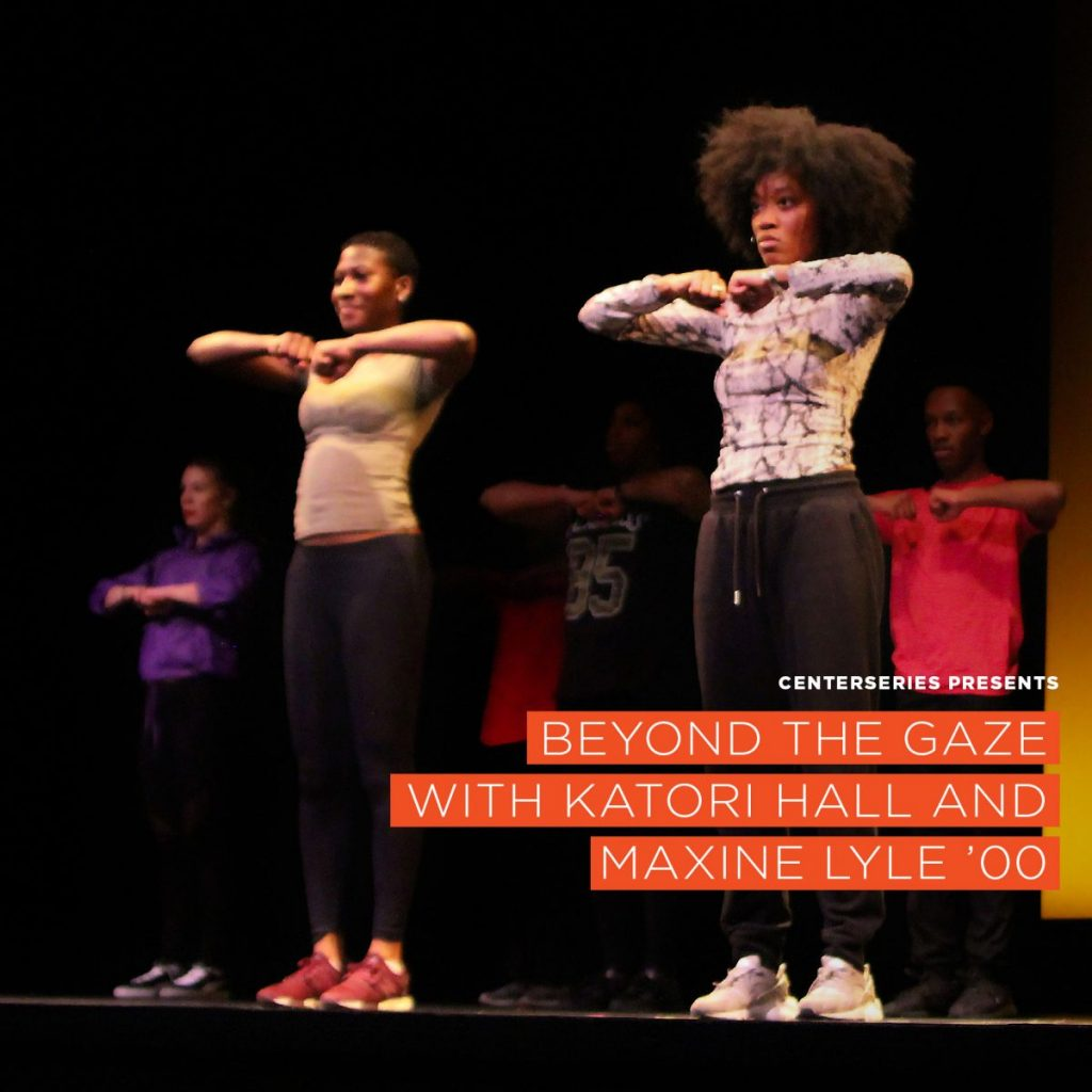 Beyond the Gaze with Katori Hall and Maxine Lyle '00: Writing Multidimensional Black Characters
