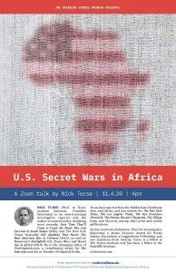 U.S. Secret Wars in Africa