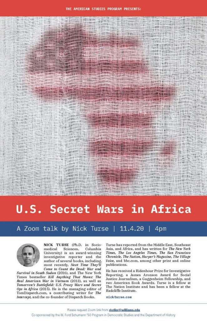 U.S. Secret Wars in Africa