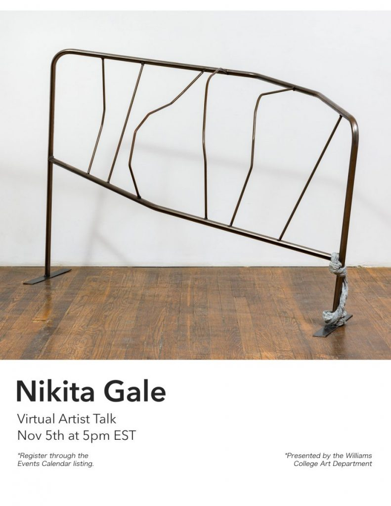 Artist Talk: Nikita Gale