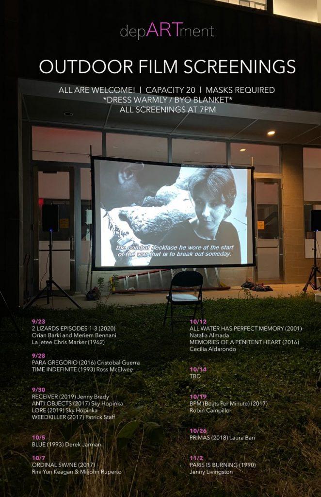 Outdoor Film Screening