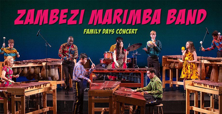 Zambezi Marimba Band - livestream