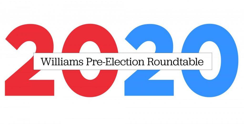 Williams Pre-Election Roundtable