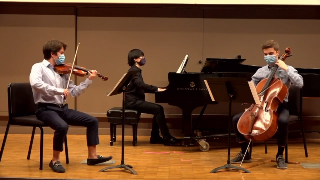 Chamber Music Studio Recital - livestream