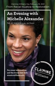 An Evening with Michelle Alexander