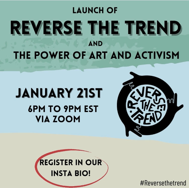 The Power of Art and Activism; Launching a Global Climate Change Network