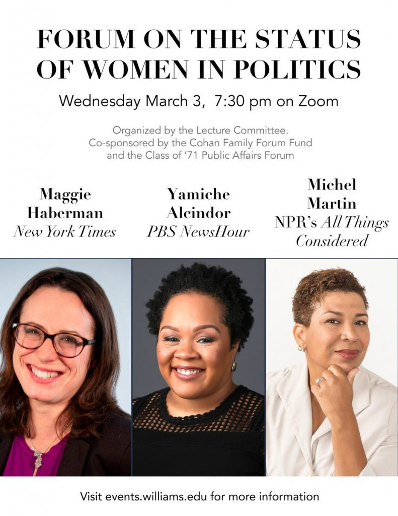 Forum on the Status of Women in Politics